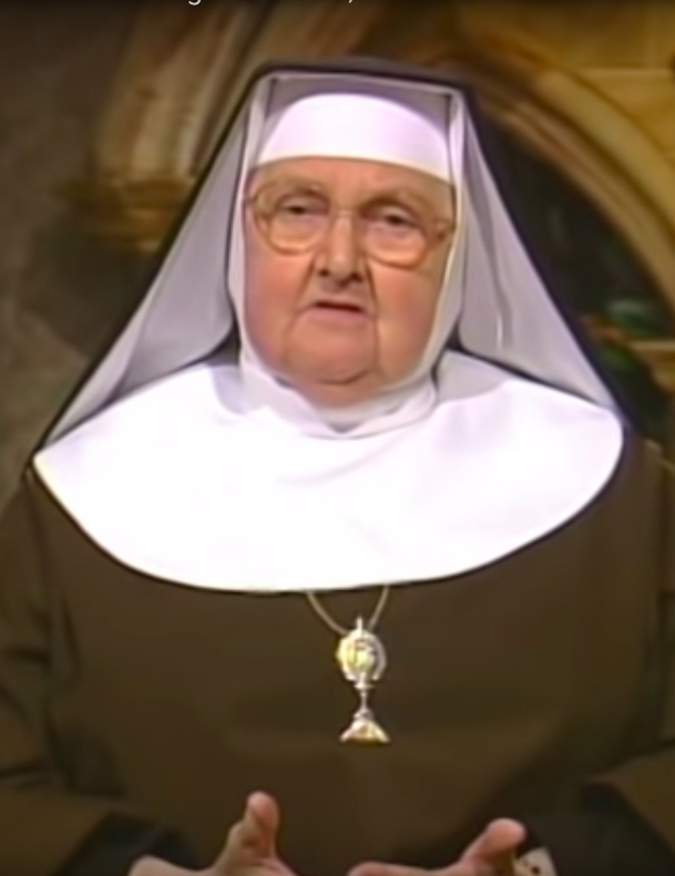 Mother Angelica - The GIVEN Institute