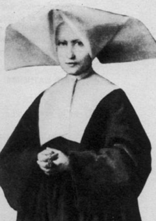 Photo of St. Catherine Labouré