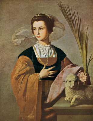 Photo of St. Agnes of Rome